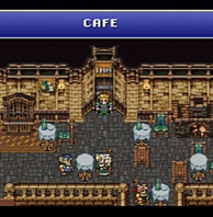 Final Fantasy bar
