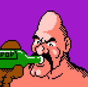 Vodka Drunkenski from Punch-Out!!